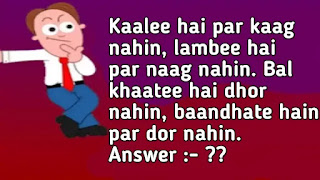 Hinglish Pahelee from 1 to 40 with answers. Paheli Bujho to Jane with Answer in Hinglish