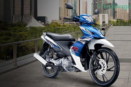 motor suzuki bebek