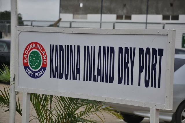 Kaduna State Govt. Commissions the first dry port in Nigeria