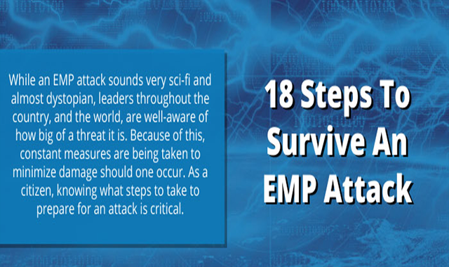 18 Steps To Survive An EMP Attack