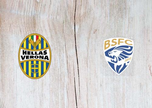 Hellas Verona vs Brescia -Highlights 3 November 2019
