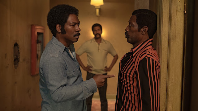 Eddie Murphy Keegan-Michael Key Wesley Snipes Craig Brewer | Dolemite Is My Name Netflix