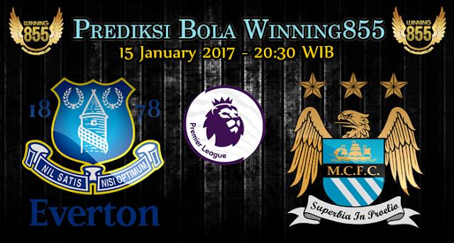 Prediksi Skor Everton vs Manchester City