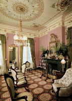 How to incorporating pink color in Victorian interior design
