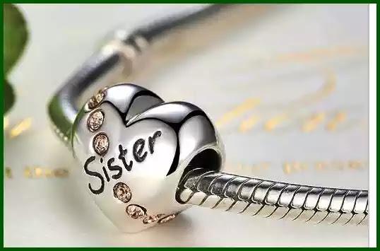 TALISMAN din Argint cu Inimă pentru Surioara Mea păreri forumuri talismane pentru cele mai bune surori