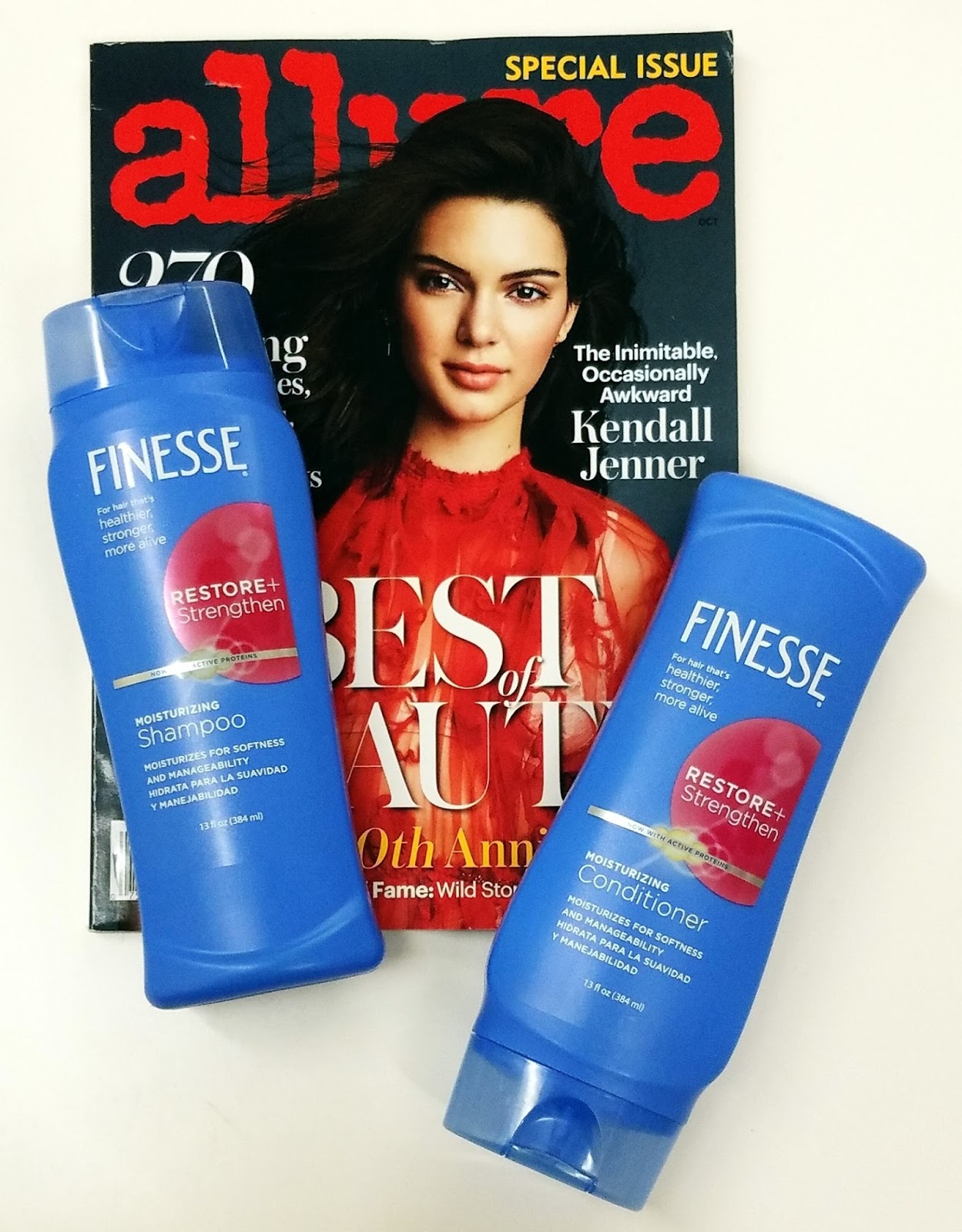 Review: Finesse Restore & Strengthen Moisturizing Shampoo and ...