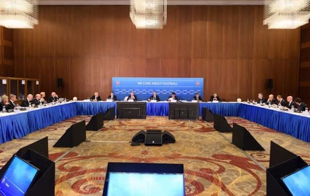 УЕФА утвердил политику проведения матчей в отношении стран, не признающих Косово