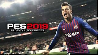 Download PES 2019 Pro Evolution Soccer Apk Data