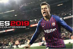 PES 2019 Pro Evolution Soccer Apk Data 3.3.0