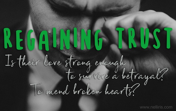 Is their love strong enough to survive a betrayal? To mend broken hearts?