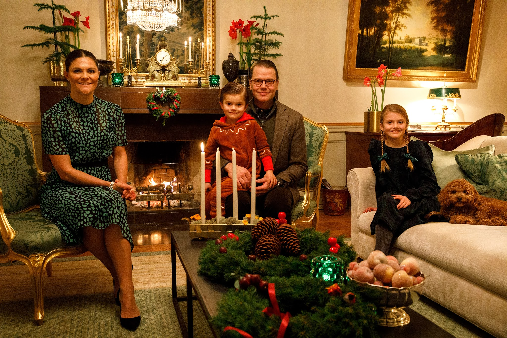 Crown Princess Victoria and Prince Daniel Tested Positive for COVID-19