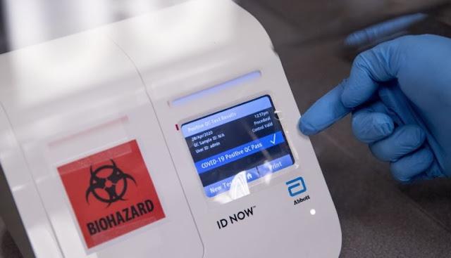 Gli americani affermano che il coronavirus non è stato creato in un laboratorio cinese