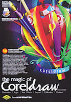 Judul Buku : The Magic of Coreldraw disertai Video Tutorial