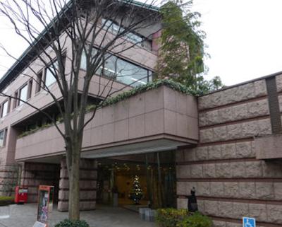 東京都豊島区目白エリアにある切手の博物館