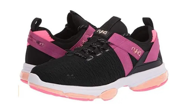 ryka women's dedication xt training sneaker review