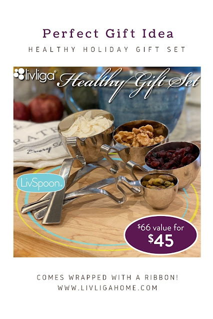 Healthy Lifestyle Holiday Gift Set