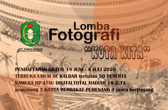 Lomba Fotografi Online Taman Budaya KalBar