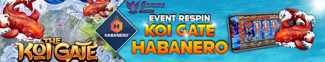 Event Bonus Koi Gate