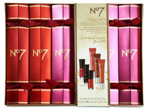 Best Christmas Beauty Crackers 2015