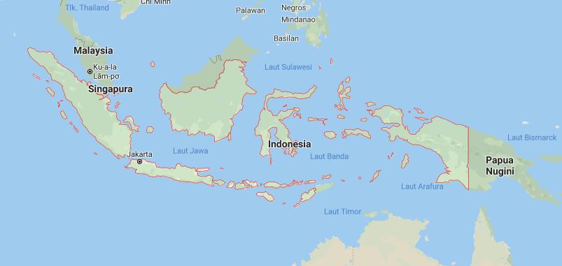 Konsep Geografi dan Definisi Beserta Contoh Lengkapnya