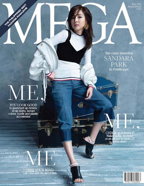 Actress, Singer, Model, @ Sandara Park - Mega Philippines, May 2016