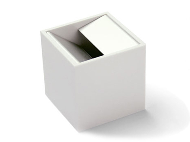 Posacenere cubo