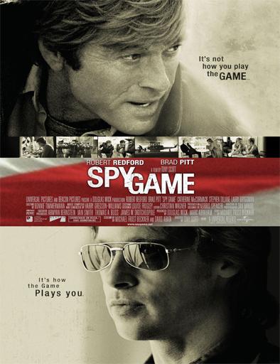 pelicula Juego de espías (2001)