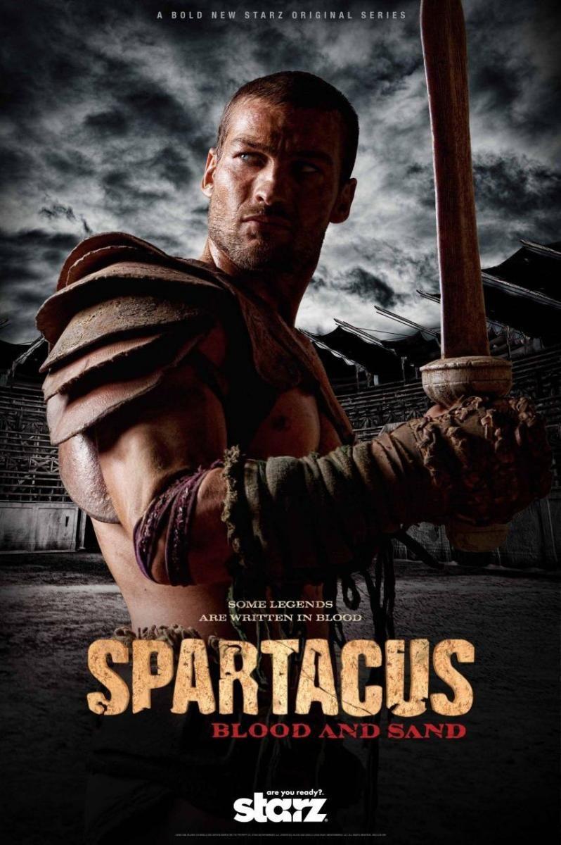 Spartacus Serie Completa Brrip 720p Español Latino Multi Host Series Latino