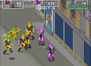 ninja kaplumbağalar atari oyunu