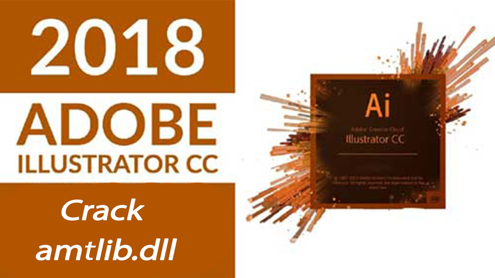 adobe illustrator amtlib dll