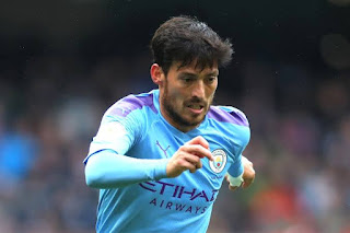 Manchester City legend David Silva accepts Lazio contract offer