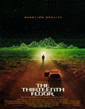 The Thirteenth Floor 1999 Full English Movie BluRay Free Download