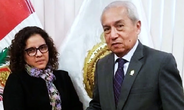 Rocío Sánchez: Palabras de Chávarry buscan desviar investigaciones