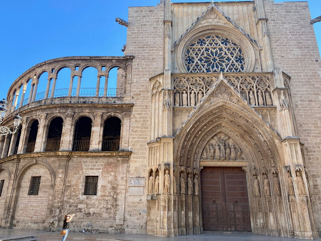 Cathedral of Valencia, Spain