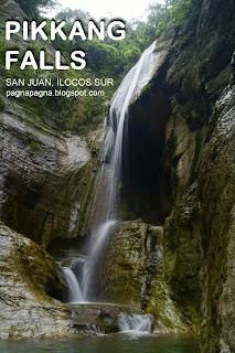 Pikkang Falls