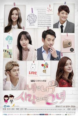 My Lovely Girl (Korean Series)