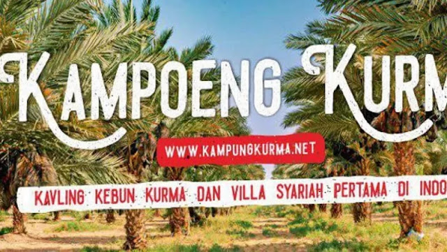 Heboh Investasi Bodong Kampoeng Kurma di Bogor