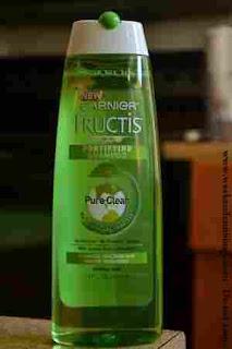 شامبو Fructis Pure Clean للشعر الدهني من غارنييه