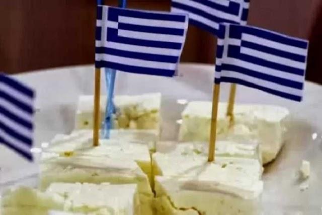 Δημήτρης Κουρέτας: Η φέτα είναι από τα καλύτερα τυριά στον κόσμο