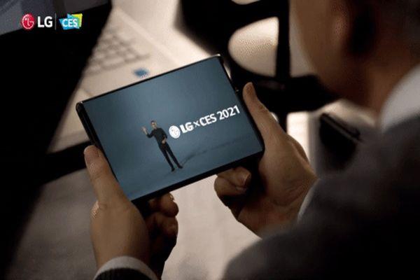 بالفيديو: LG تكشف عن هاتف جديد بشاشة بميزة غير مسبوقة