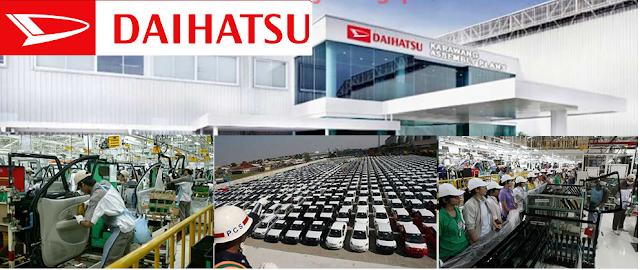 Lowongan Kerja PT. Astra International Tbk - Daihatsu Sales Operation, Jobs: HR Analyst.
