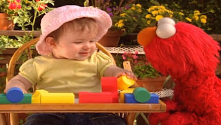 Elmo's World Building Things Kids And Baby