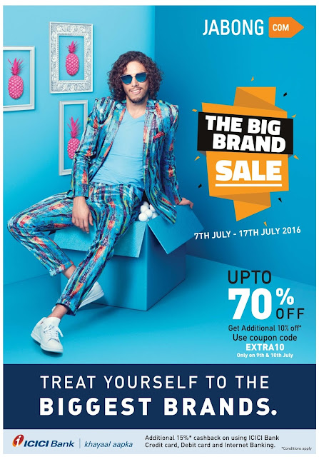 Fbb - the Big brand sale | 7th to 17th July 2016. | great discount offers in fbb