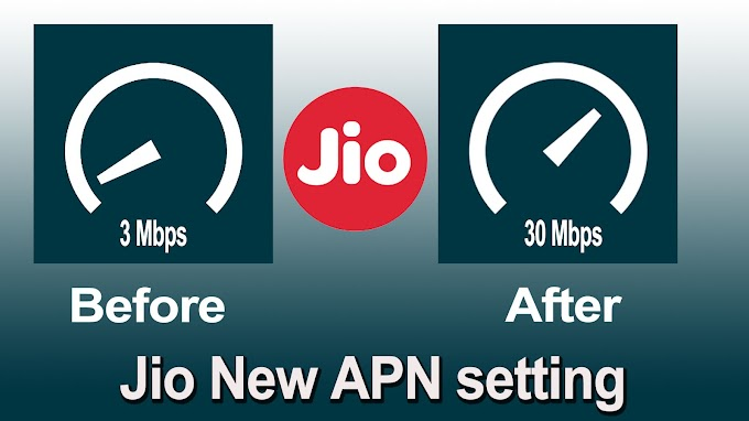 Best apn setting for Jio