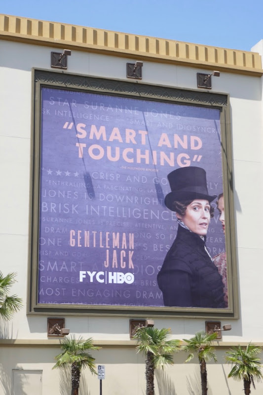 Gentleman Jack 2019 Emmy consideration billboard