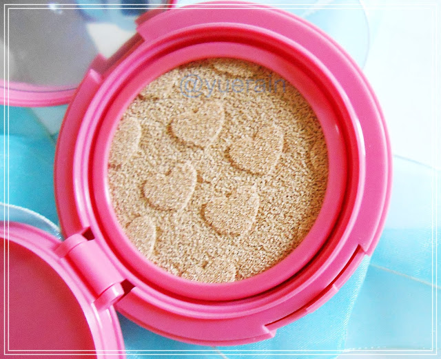 Teen Crush Problem Glow Cushion SPF 50+ PA+++