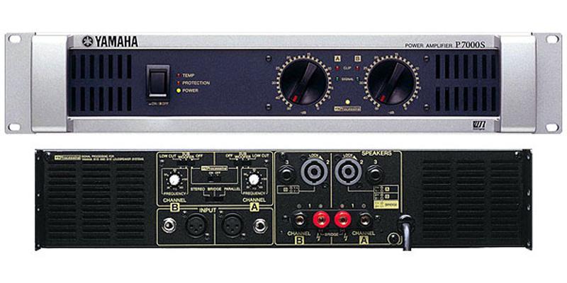 Yamaha P5000  P7000 Power Amplifier Service Manual