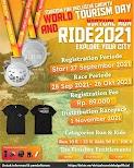 Virtual Run & Ride World Tourism Day • 2021