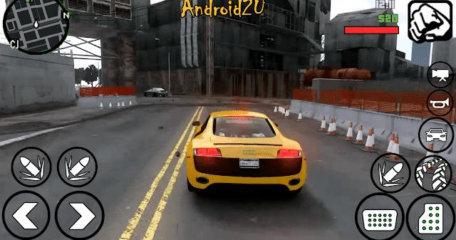 تحميل لعبة GTA IV للاندرويد 2020 مضغوطة APK + OBB