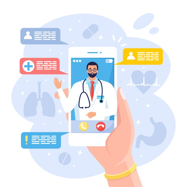 How An On-Demand Doctor App Will Help To Grow the Healthcare Industry In 2021?